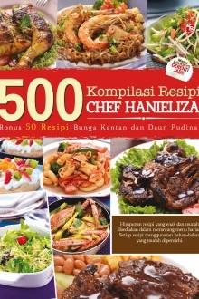 500 Kompilasi Resipi Chef Hanieliza