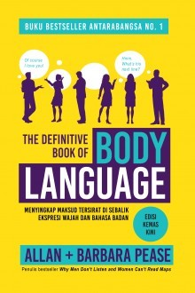 The Definitive Book of Body Language (Edisi Kemas Kini)