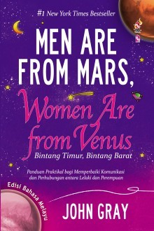 Men Are From Mars, Women Are From Venus (Edisi Bahasa Melayu)