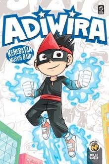 Adiwira #2: Kehebatan Musuh Baru
