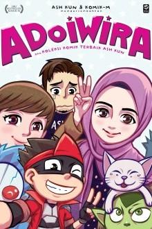 adoiwira-koleksi-komik-terbaik-ash-kun