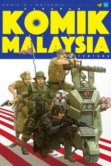 cabaran-komik-online-malaysia-ckom-tentera