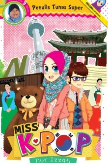 Tunas Super: Miss K-pop