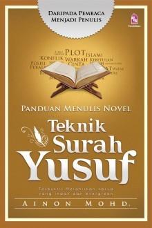 Panduan Menulis Novel: Teknik Surah Yusuf