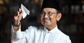 Kisah Presiden ke-3 Indonesia- Pak Habibie kini di Netflix