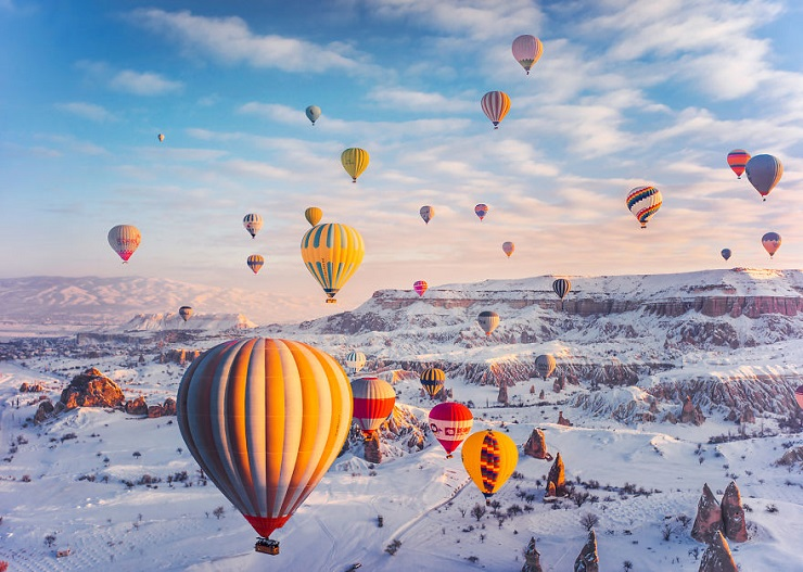 cappadocia - i'm a backpacker turkey